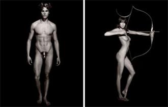 Lagerfeld Desnuda A Isabeli Fontana Bianca Balti Elisa Sednaoui Y