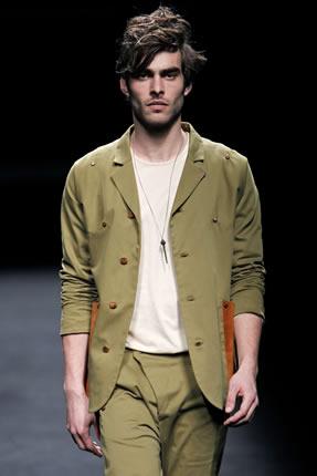 Jon Kortajarena Barcelona Fashion 080