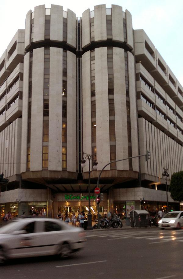 El Corte Inglés Valencia. Nueva tienda de moda.