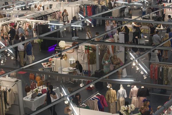 SIMM Salón Internacional de la Moda de Madrid. Septiembre 2011