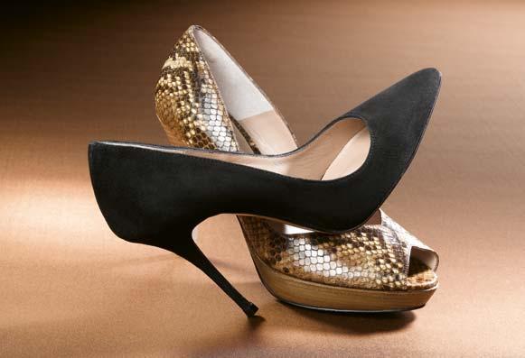 Zapatos Gloria Ortiz para el Corte Inglés Otoño Invierno 2011-12