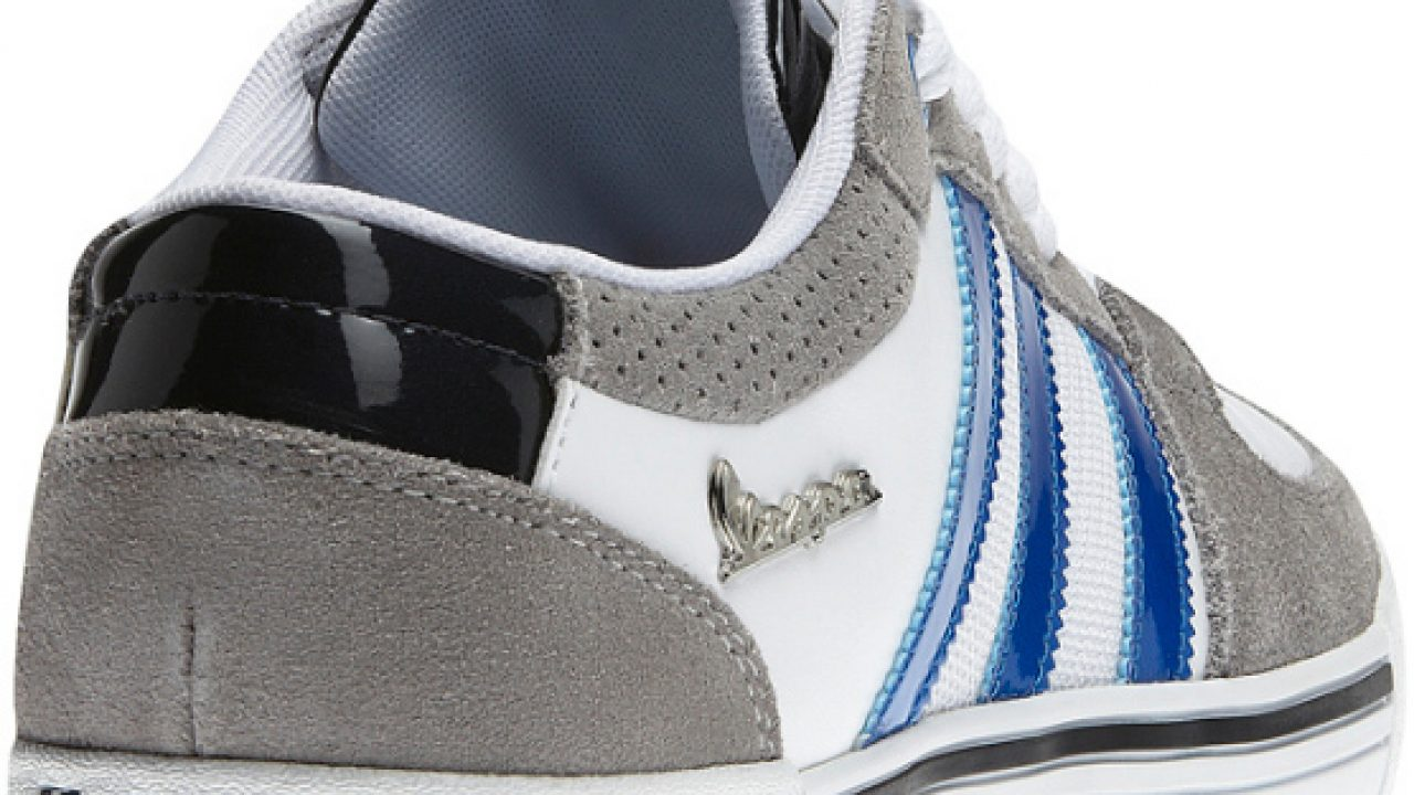 Enjuiciar asignación ala  Colección Adidas y Vespa para Foot Locker - Modalia.es