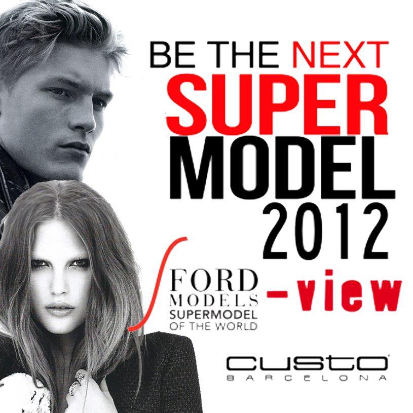 Super Model of the Word España 2012