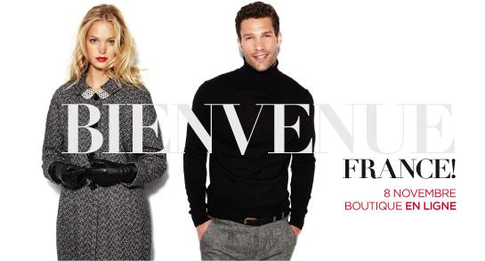 blanco.com abre su tienda online en Francia
