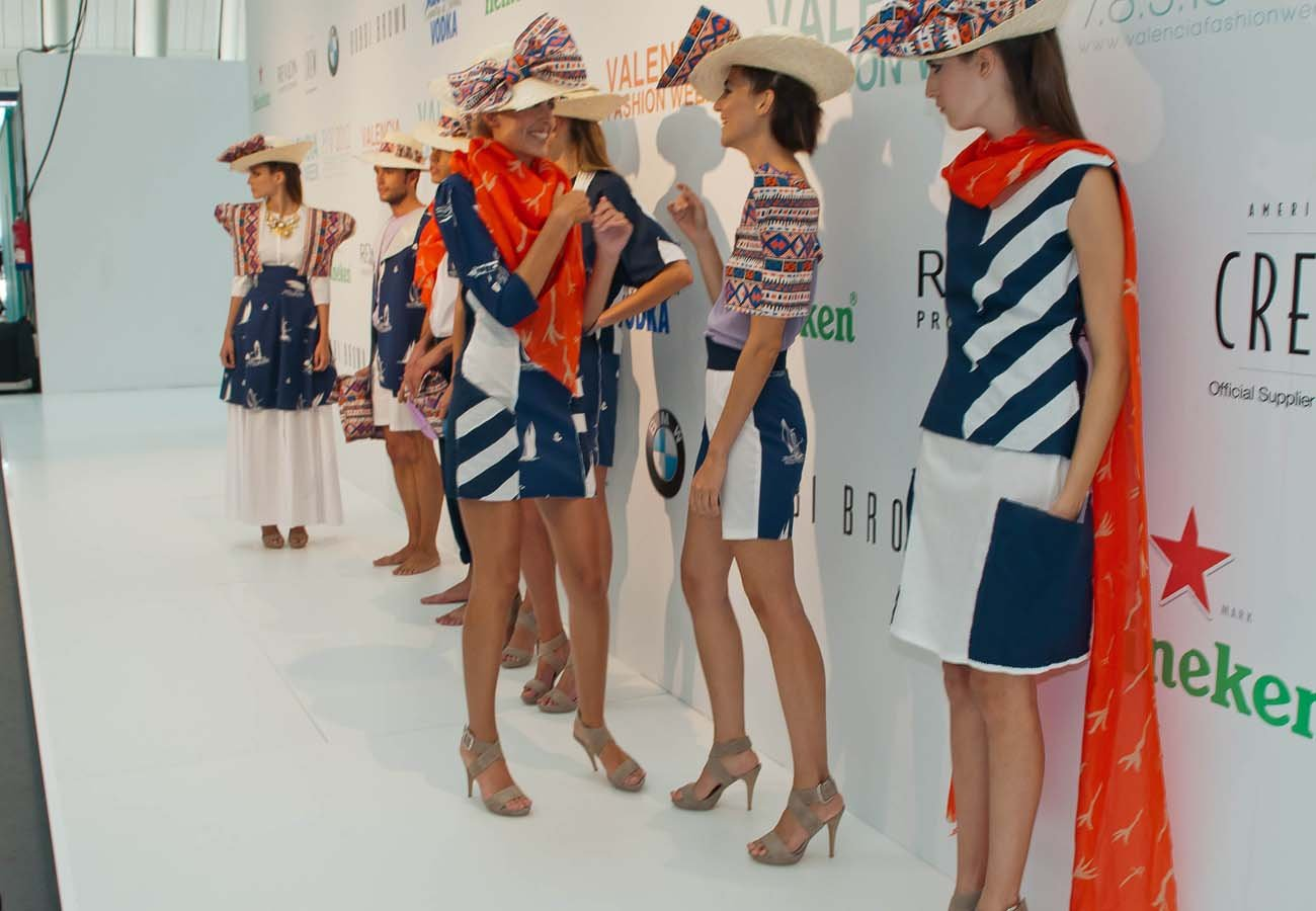 Valencia Fashion Week abre una nueva época en Palacio de la Exposición