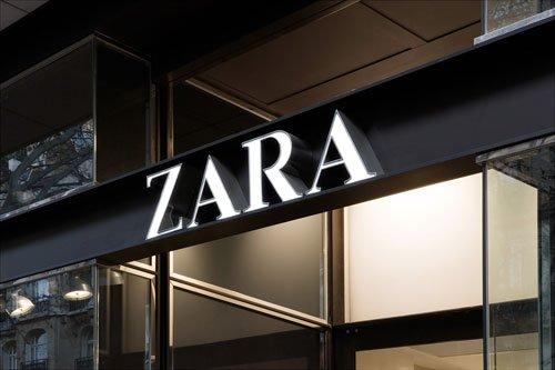 Franquicia Zara