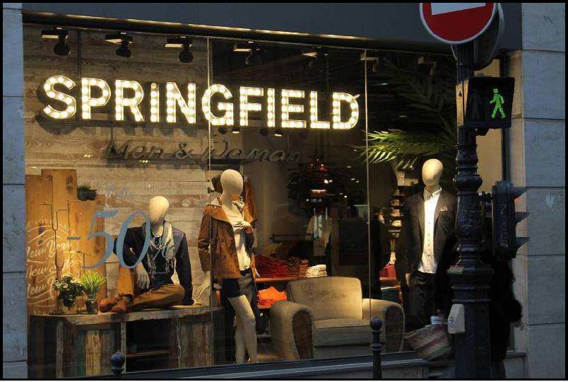 Franquicias Springfield