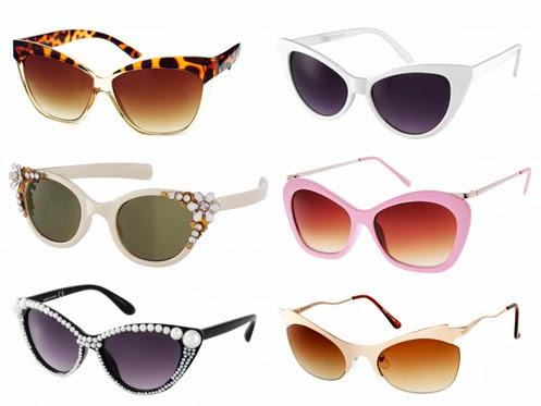 Gafas de Sol Asos.com Verano 2013