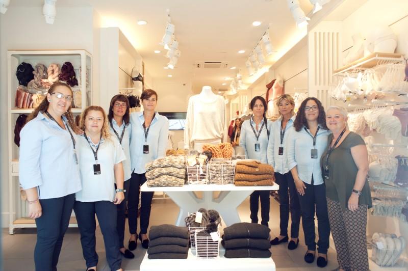 Oysho tienda de integración 'for&from' en Palafolls