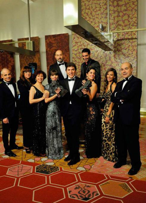 Foto: Pipo Fernández. Facebook oficial Premios Goya