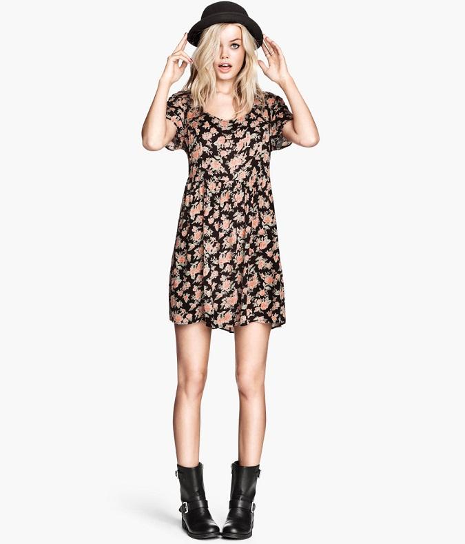 Vestidos en H&M