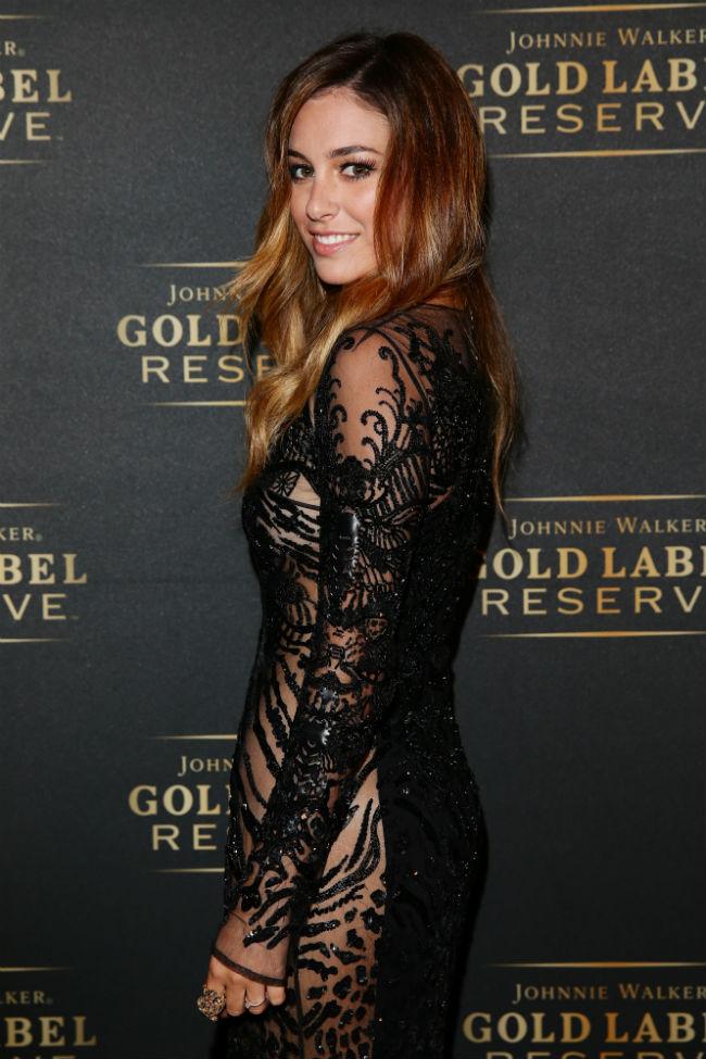 Blanca Suárez vestido zuhair murad