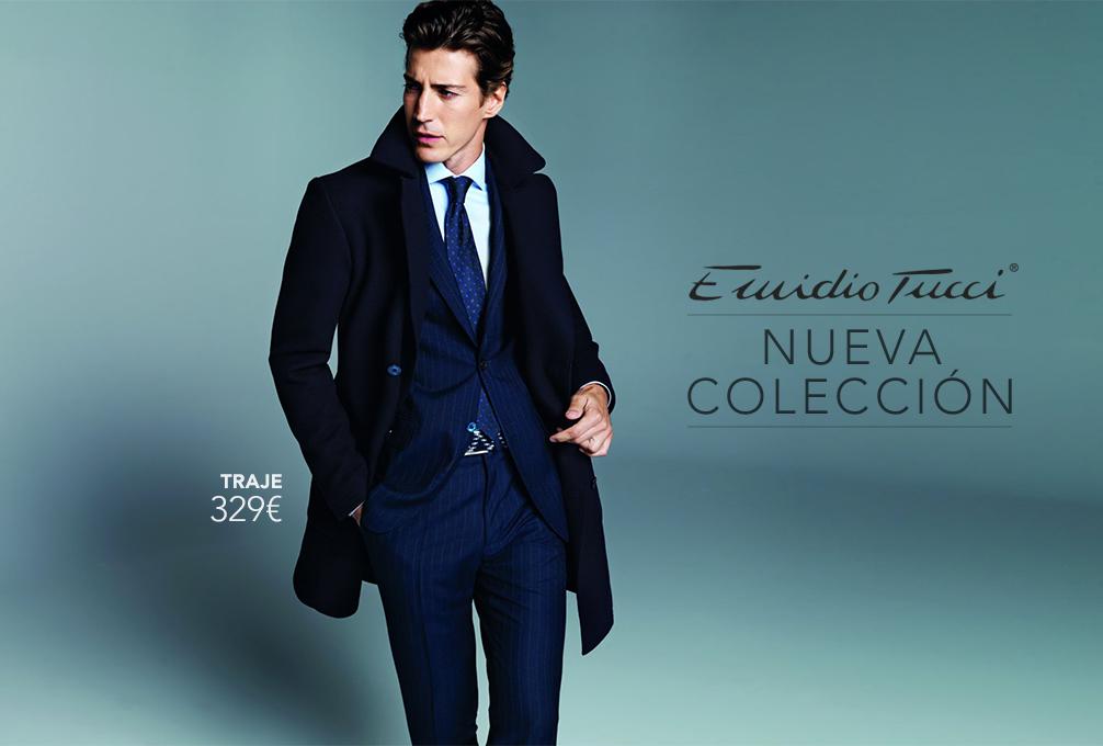 Emidio Tucci colección hombre otoño invierno 201415 de El