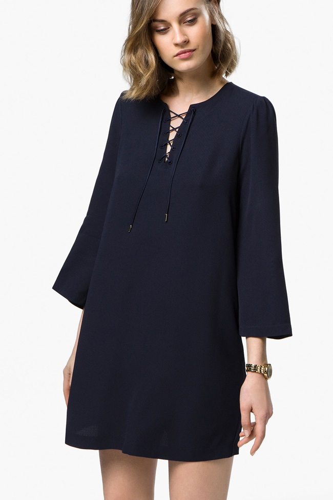 massimodutti marino vestidos 3