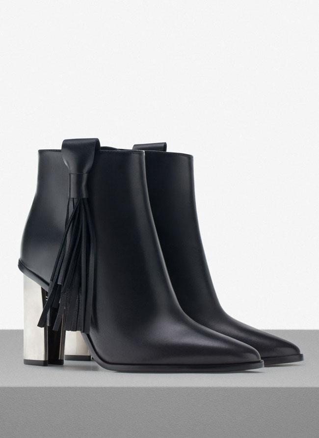 Los mejores zapatos y botines de las rebajas Uterqüe