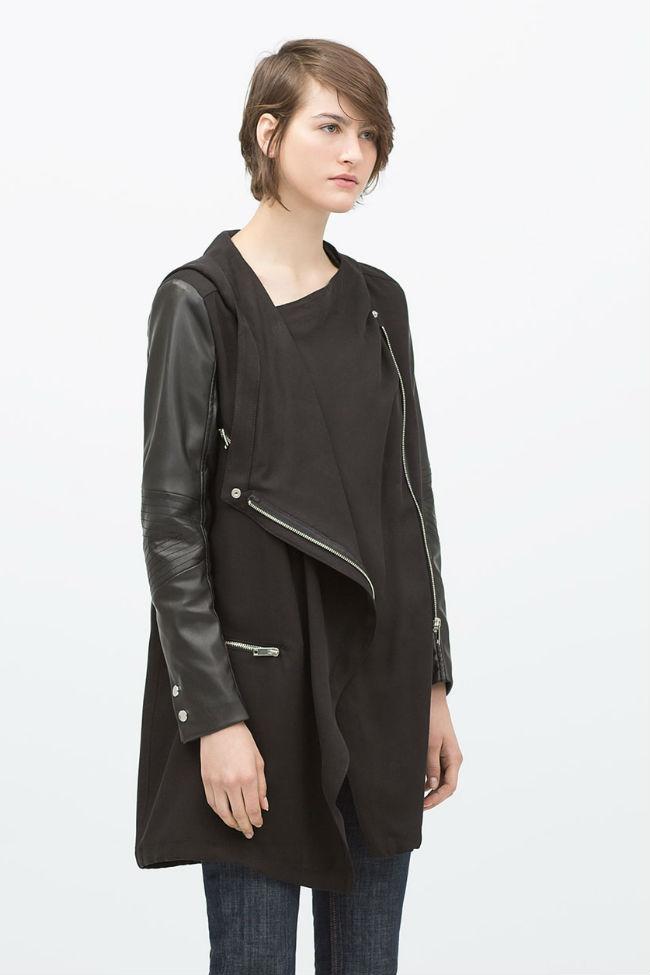 Zara trench8