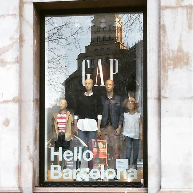 gap tienda barcelona 5
