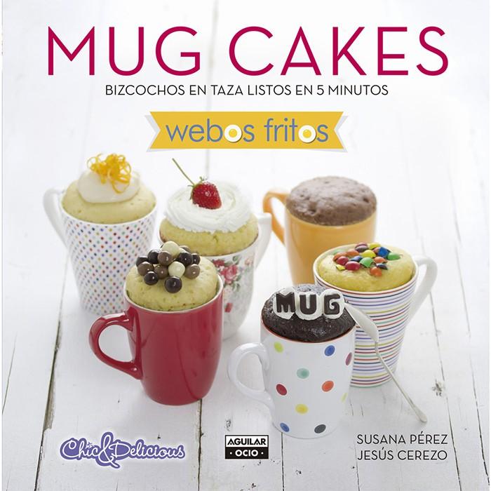 Mug Cakes Webos Fritos