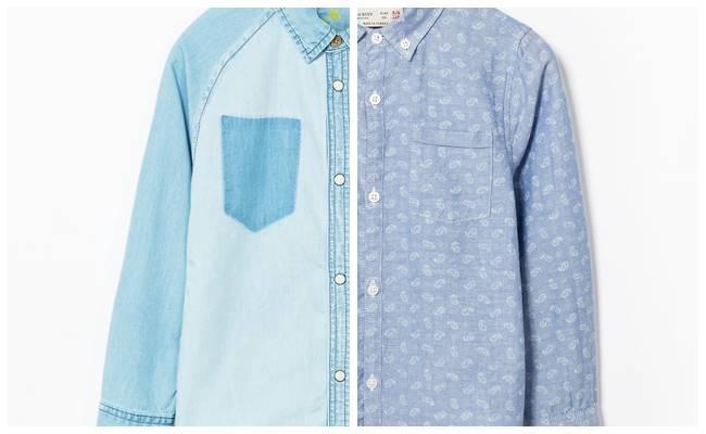 collage camisas primavera verano