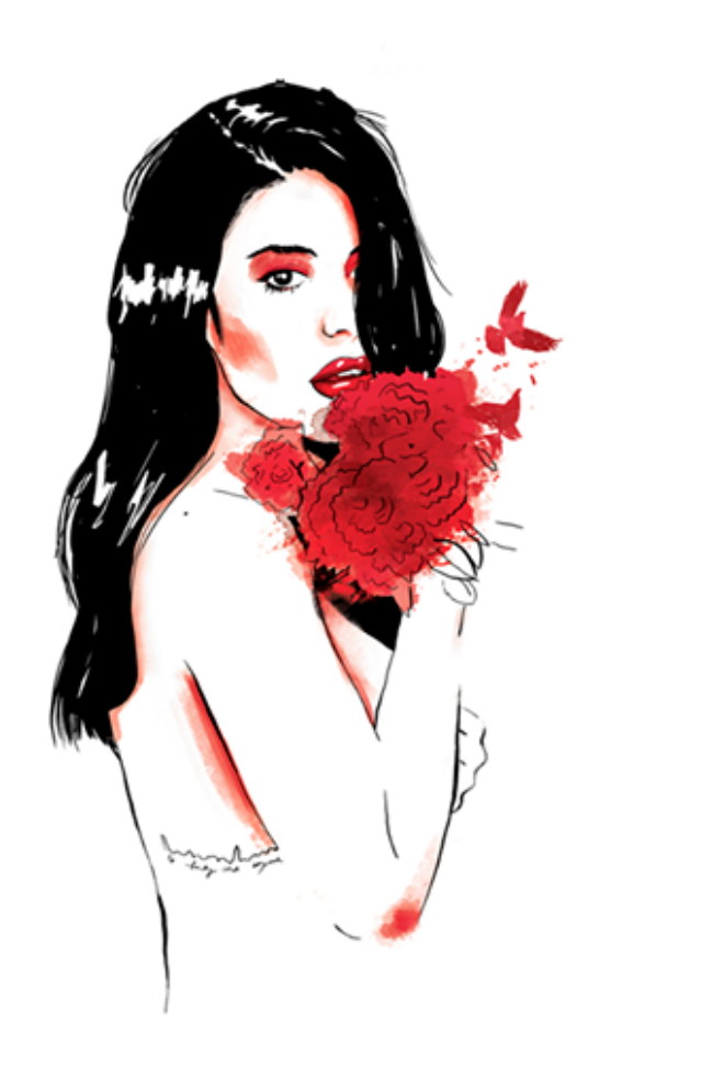 dulceida 2015 portada