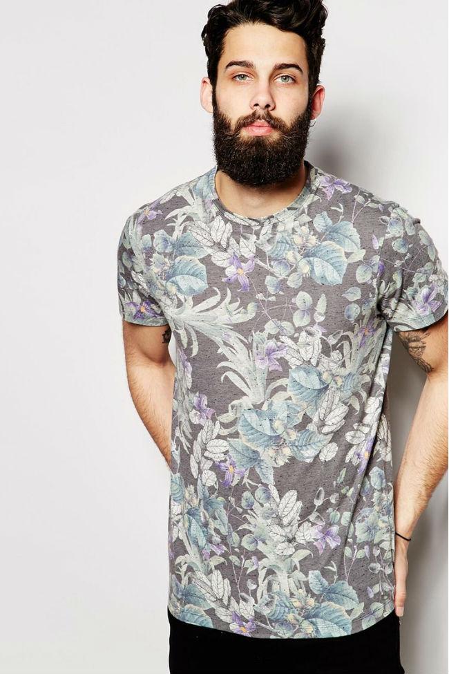 H camisetaslflorales prim2015 0