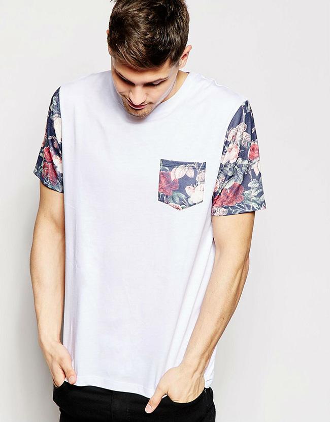 H camisetaslflorales prim2015 2