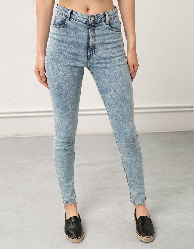 Jeans En Las Novedades De La Coleccion Verano 2015 De Bershka Modalia Es