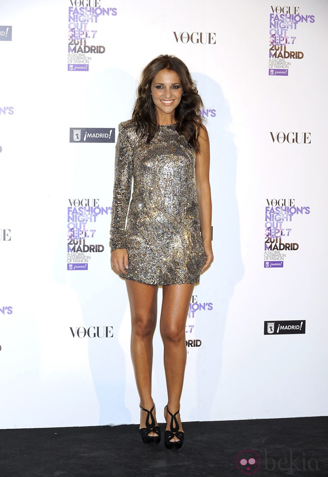 5161 paula echevarria de balmain en la vogue fashions night out 2011