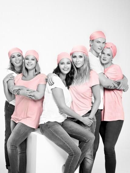 Shopping solidario contra el cancer de mama 1