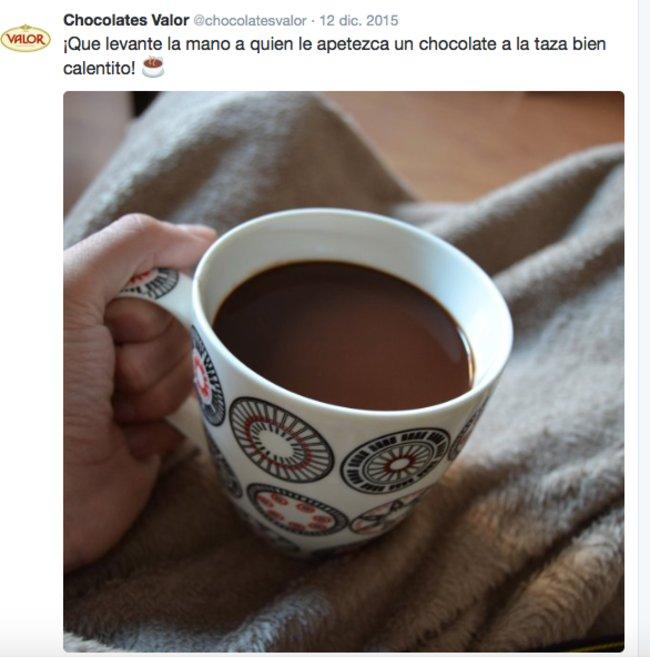 CHOCOLATESVALOR