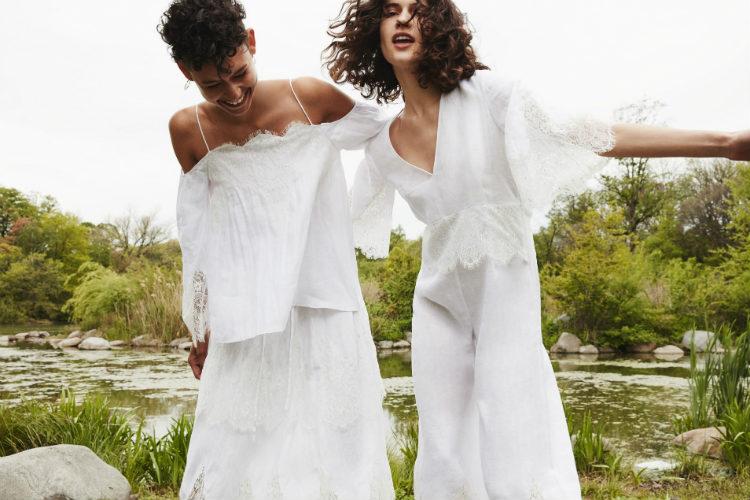 vestidos blancos zara colección white verano 2016