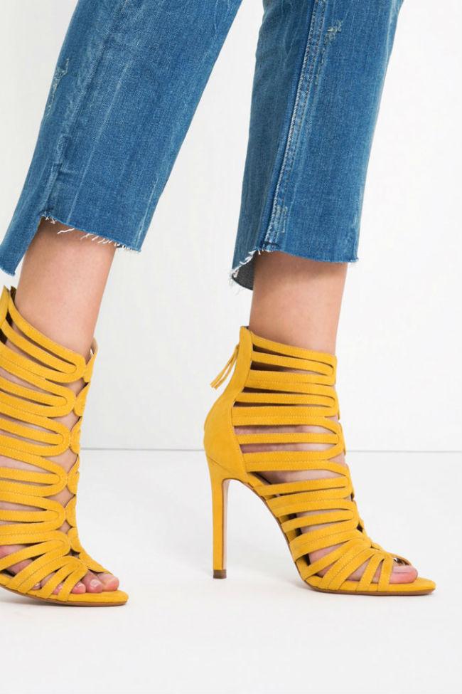Zapatos Color Colección Zara