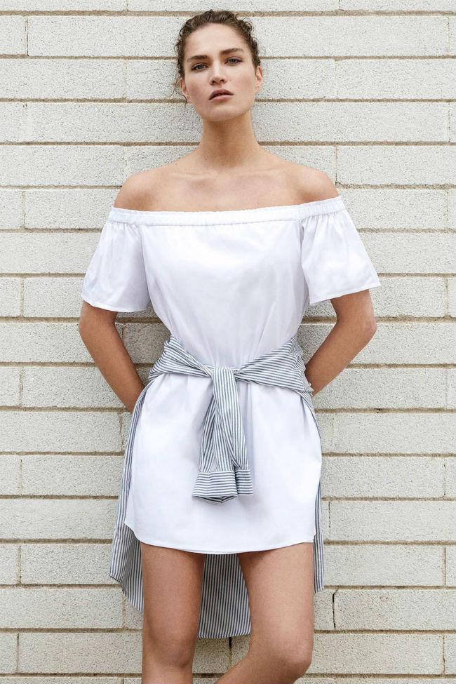 coleccion vestidos bershka