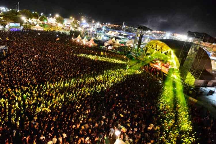 Festivales verano España