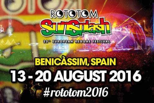 Festivales verano rototom España