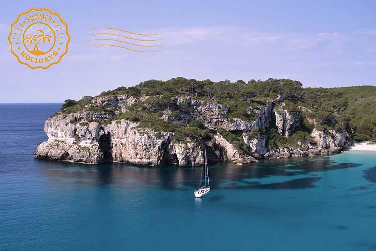 Playas vacaciones España