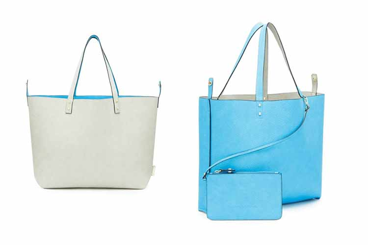 bolsos fornarina color reversible moda tendencia