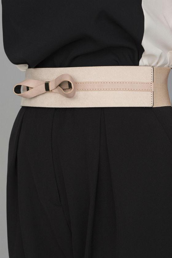 Rebajas cinturones fajin Blanco