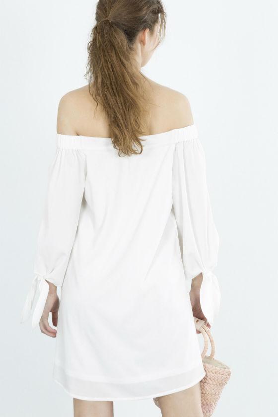 Vestidos 50% verano 2016 Blanco