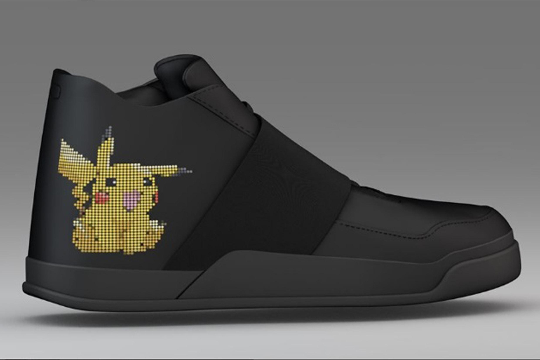 vixole pokémon zapatillas tecnología inteligentes