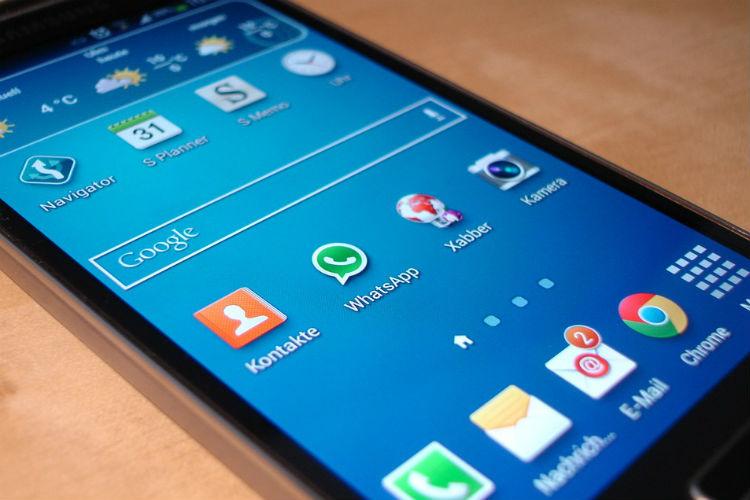 tres novedades de Whatsapp