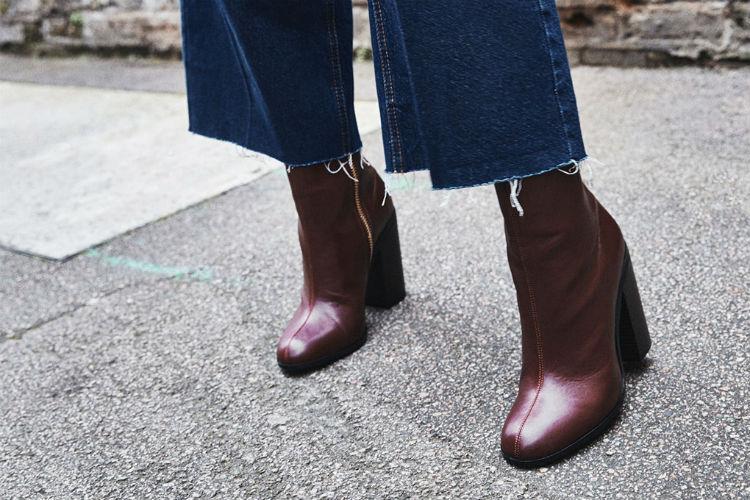 coleccion calzado bershka otoño invierno 2016