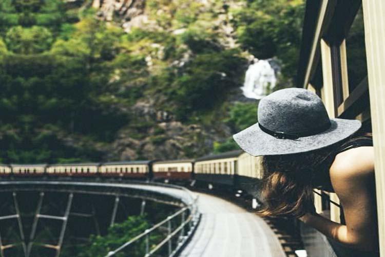 Vivir en un tren
