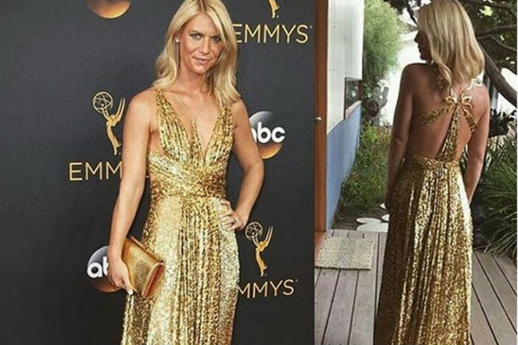 claire danes emmy 2016
