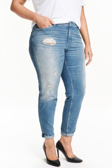 Slim Tallas grandes en H&M