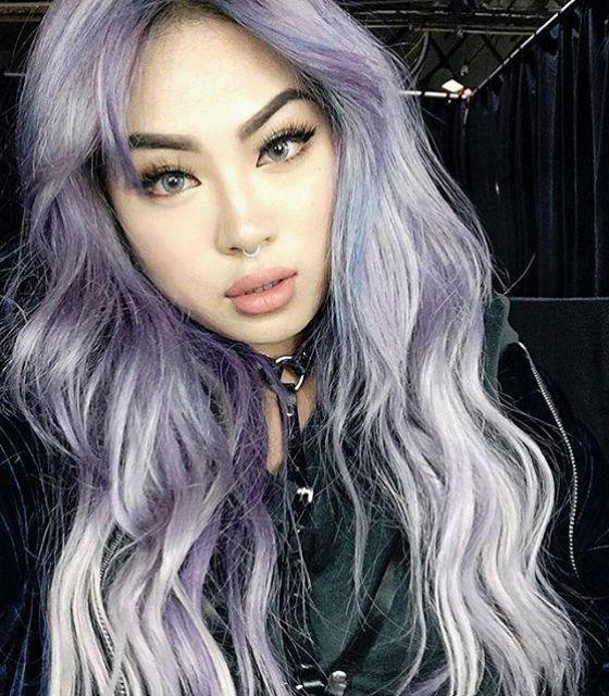 pelo platino se convierte en la nueva tendencia