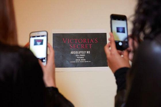 Victoria's Secrets Pasarela