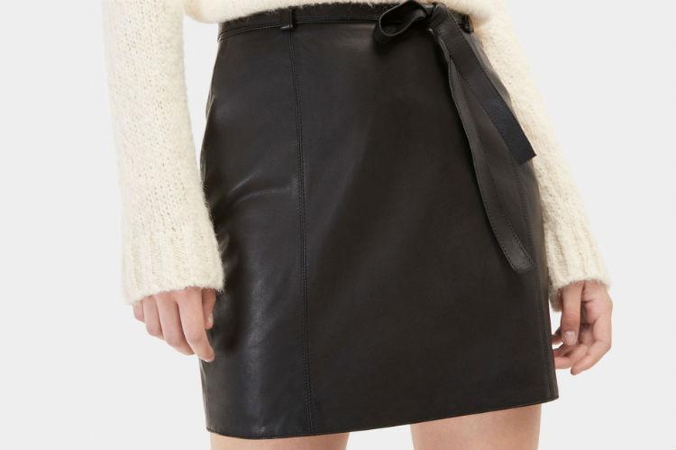 faldas nueva colección de Massimo Dutti