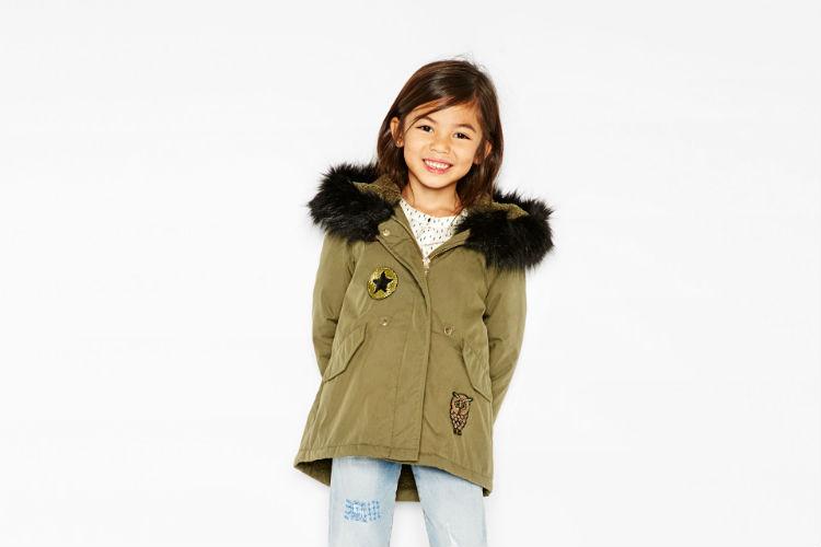 Zara Kids, colección niña Otoño Invierno 2016