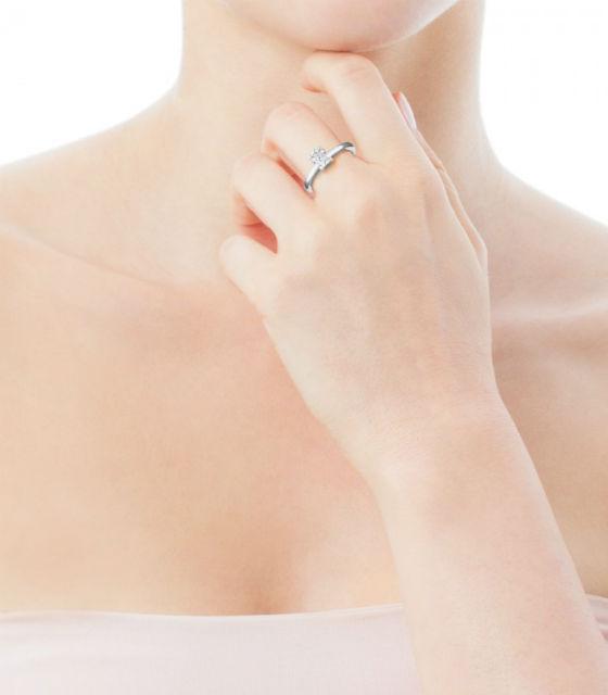anillo de compromiso tous
